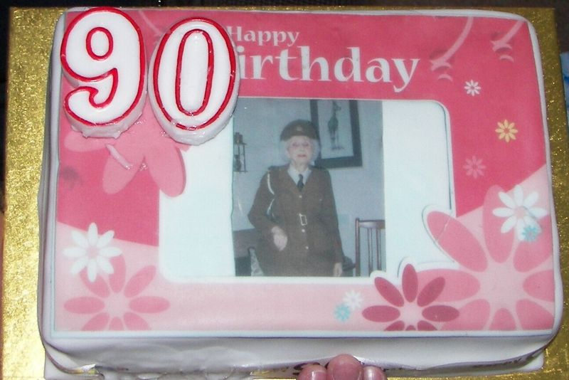 Ninetieth birthday